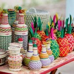Làng cói Kim Sơn hấp dẫn muôn màu sặc sở
