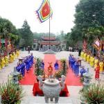 Lễ hội mùa thu Côn Sơn - Kiếp Bạc 2015
